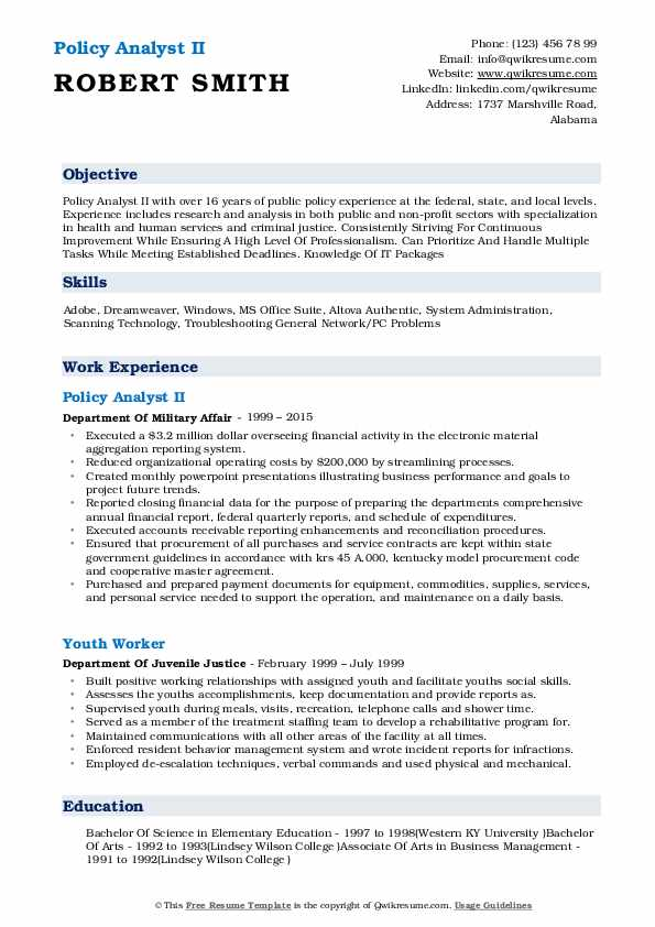 policy analyst resume samples qwikresume political science objective examples pdf Resume Political Science Resume Objective Examples