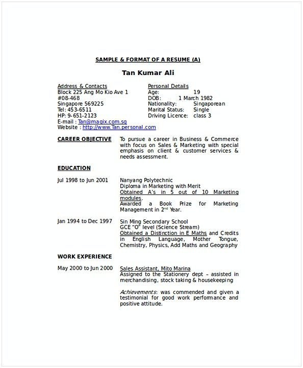 private housekeeper resume hotel and restaurant management being in hospitality both Resume Private Housekeeper Resume