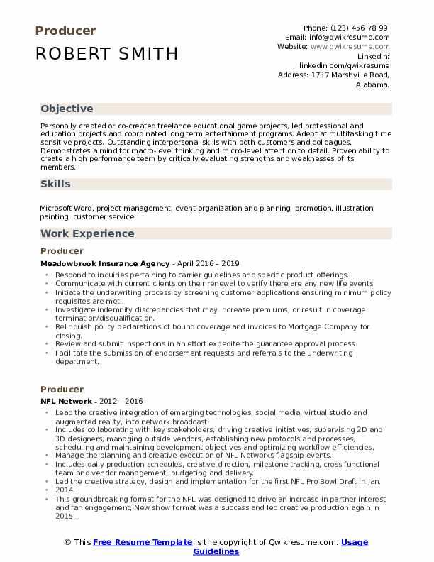 producer resume samples qwikresume freelance music pdf sells representative capability Resume Freelance Music Producer Resume