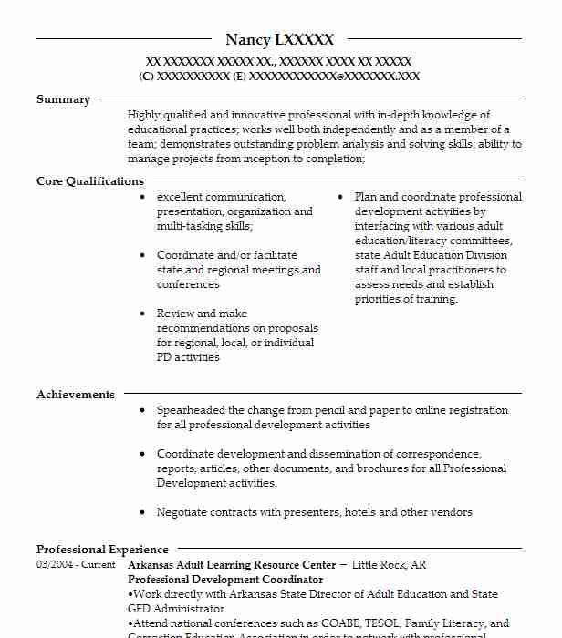 professional development lead teacher resume example perrywood elementary school capitol Resume Teacher Resume Professional Development