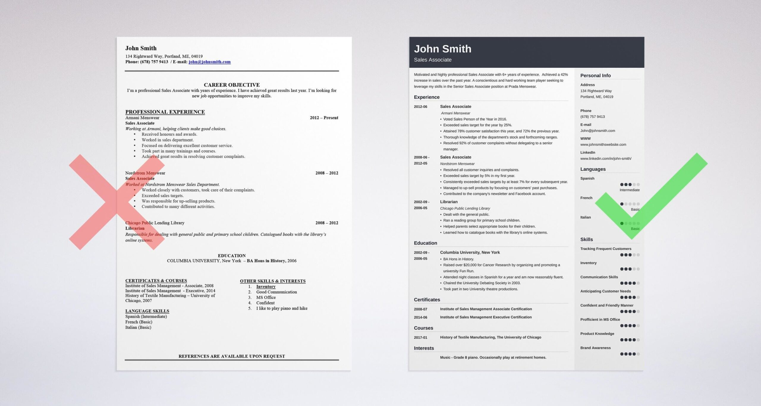 professional resume summary examples statements overview on template cubic nozoom free Resume Resume Overview Examples