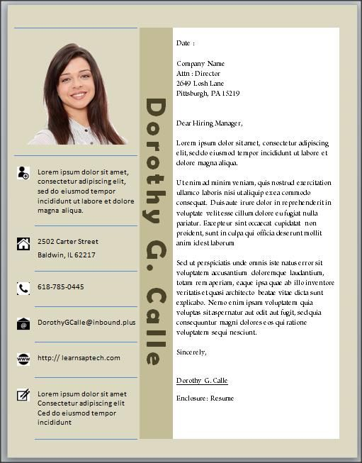 professional resume template with large vertical name templates for word to cv background Resume Resume Picture Background Color