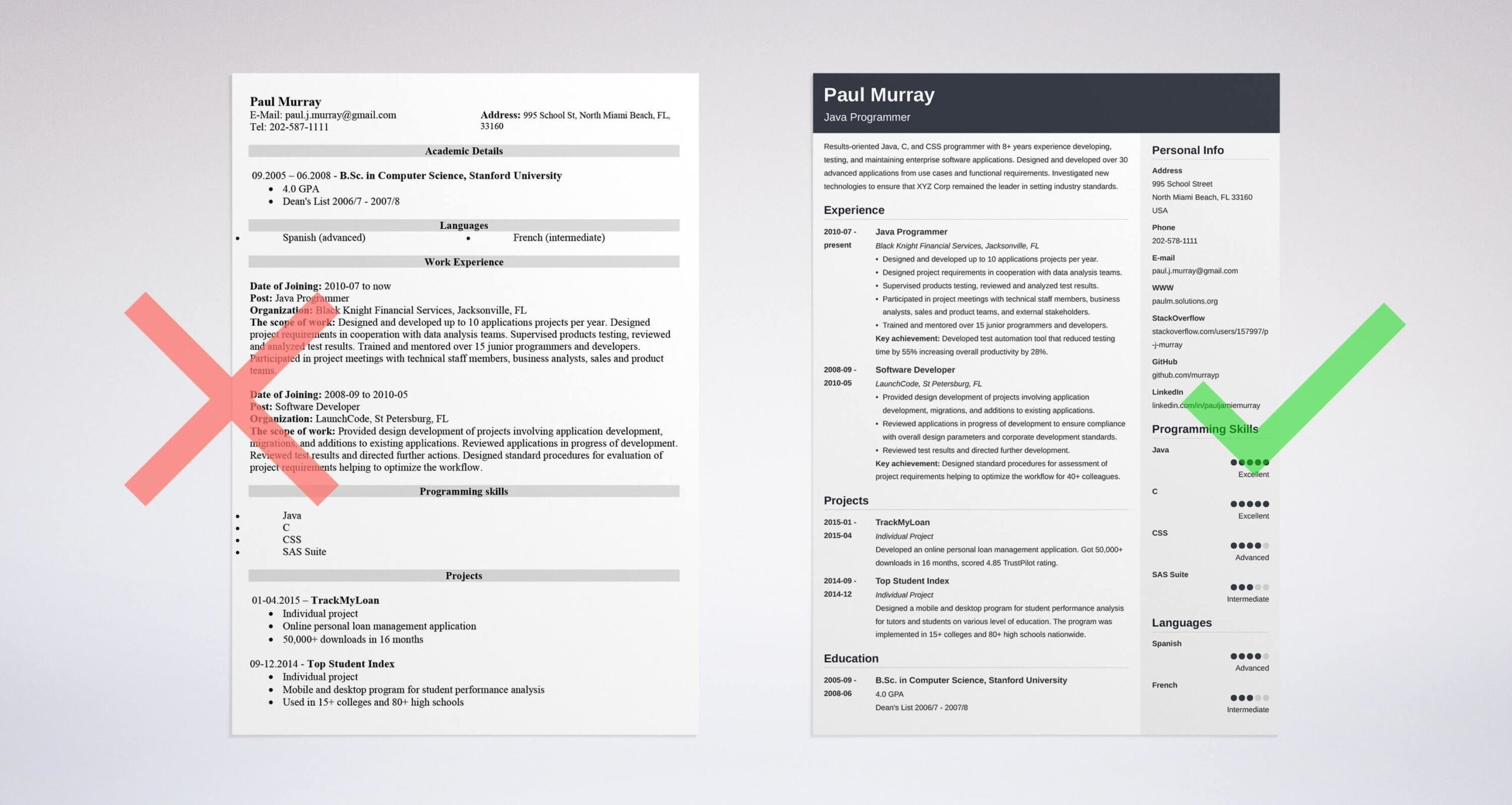 programmer resume examples template guide computer sample track and field fundraiser Resume Computer Programmer Resume Sample