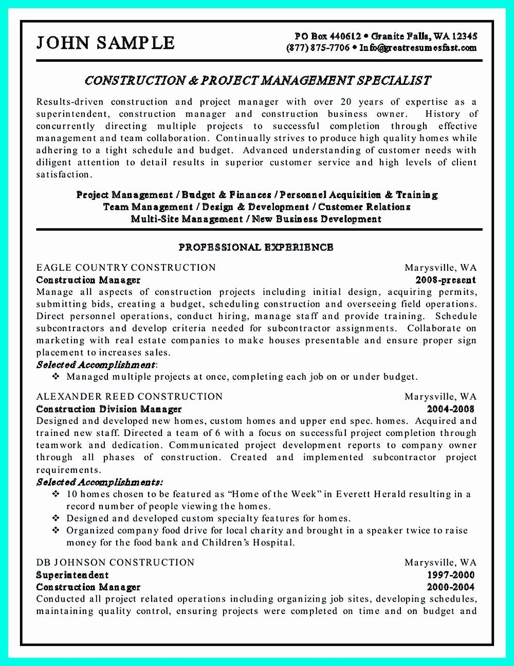 project management job description resume beautiful construction manager for experienced Resume Construction Project Manager Job Description Resume
