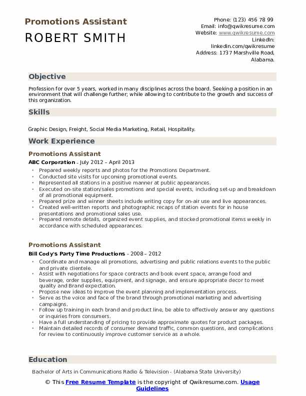 promotions assistant resume samples qwikresume with promotion example pdf electrical Resume Resume With Promotion Example