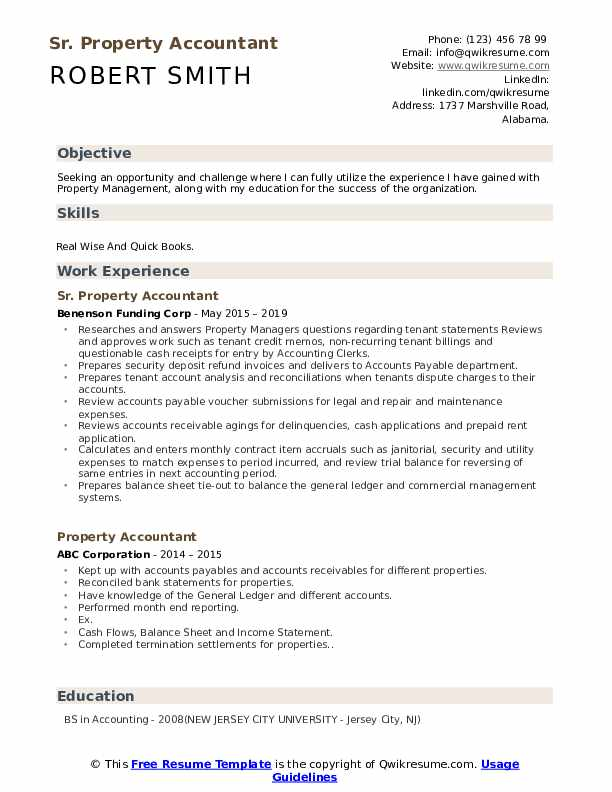 property accountant resume samples qwikresume sample pdf engineering examples paramedic Resume Property Accountant Resume Sample
