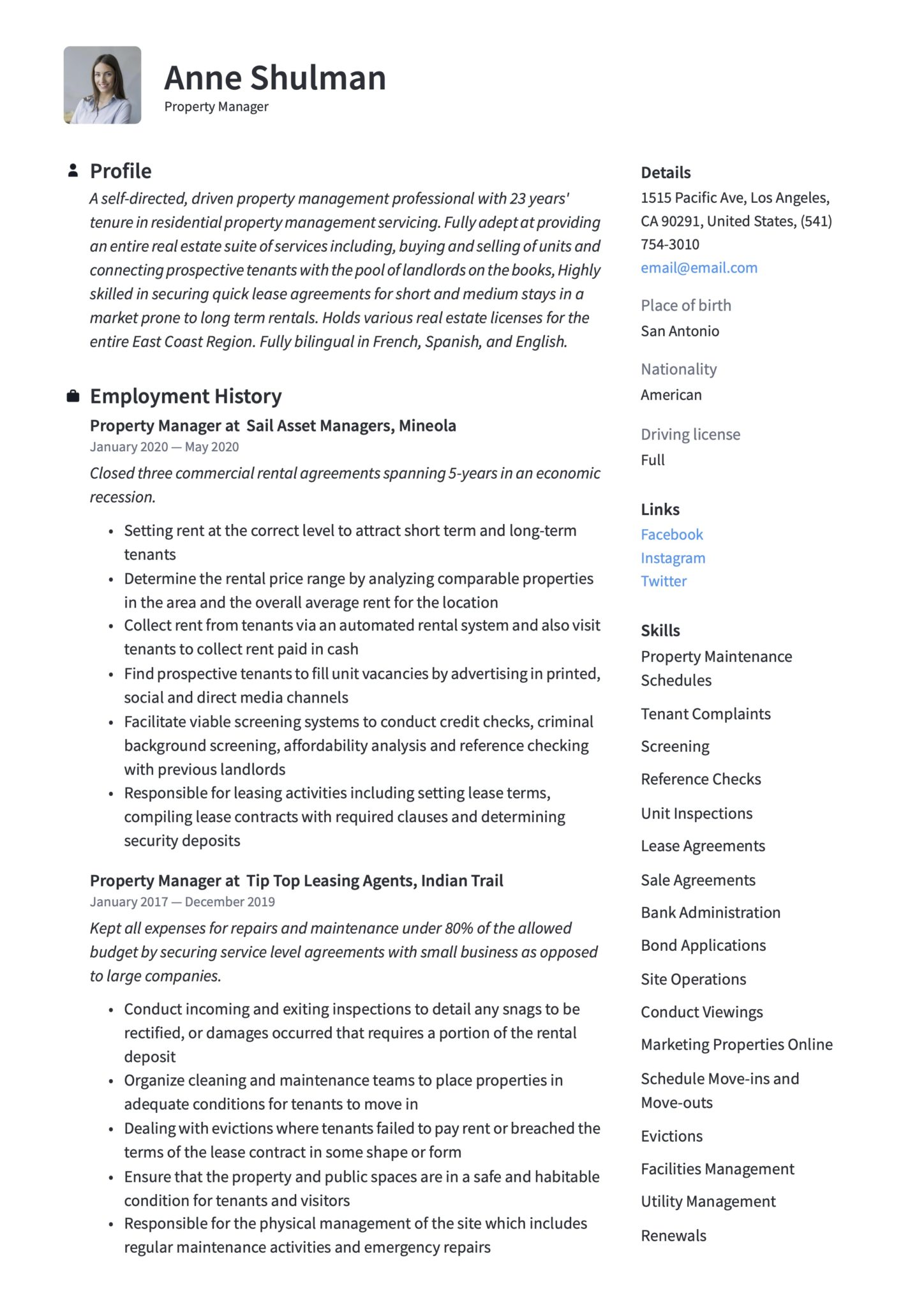property manager resume writing guide templates apartment scaled draftsman sample Resume Apartment Manager Resume