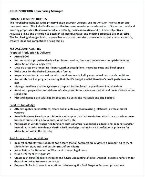 purchasing manager primary job description template resume if you were interested in Resume Purchasing Resume Keywords