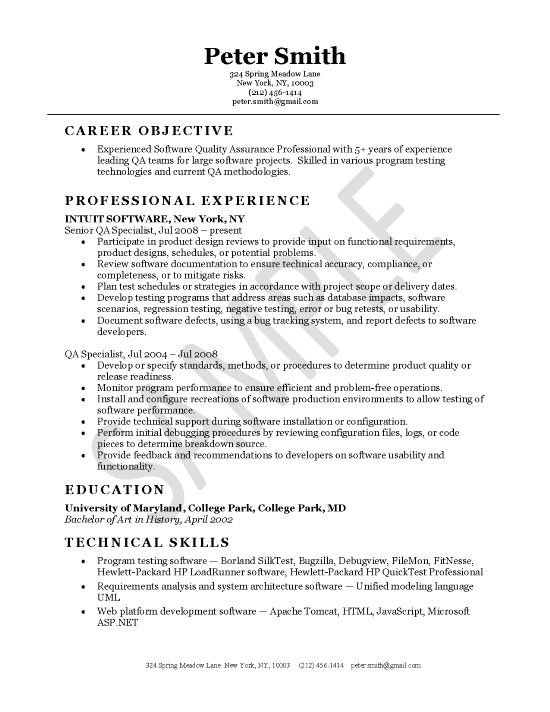 quality assurance engineer good resume examples free control inspector example dr Resume Quality Control Inspector Resume Example