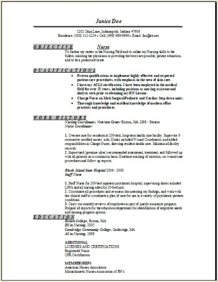 registered nurse resume sample occupational examples samples free edit with word patient Resume Patient Advocate Job Description For Resume