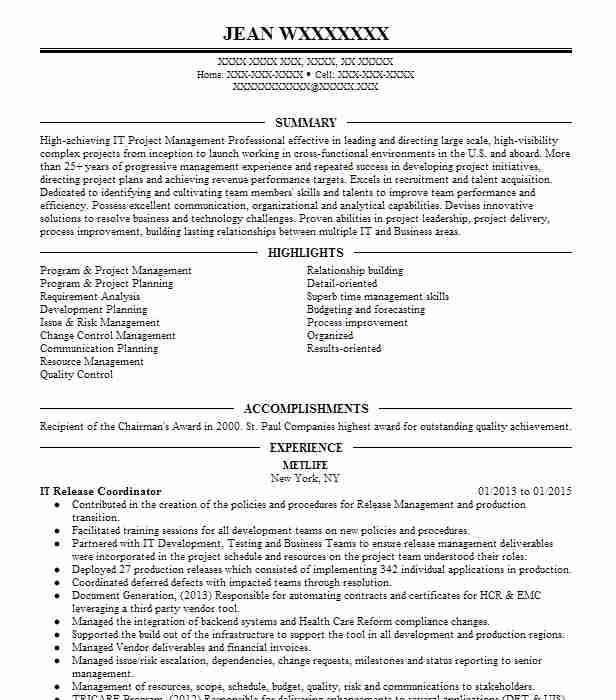 release coordinator resume example solugenix medical clerical hostess show promotion on Resume Release Coordinator Resume