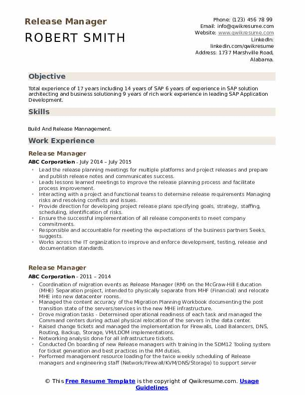release manager resume samples qwikresume coordinator pdf match research officer aircon Resume Release Coordinator Resume