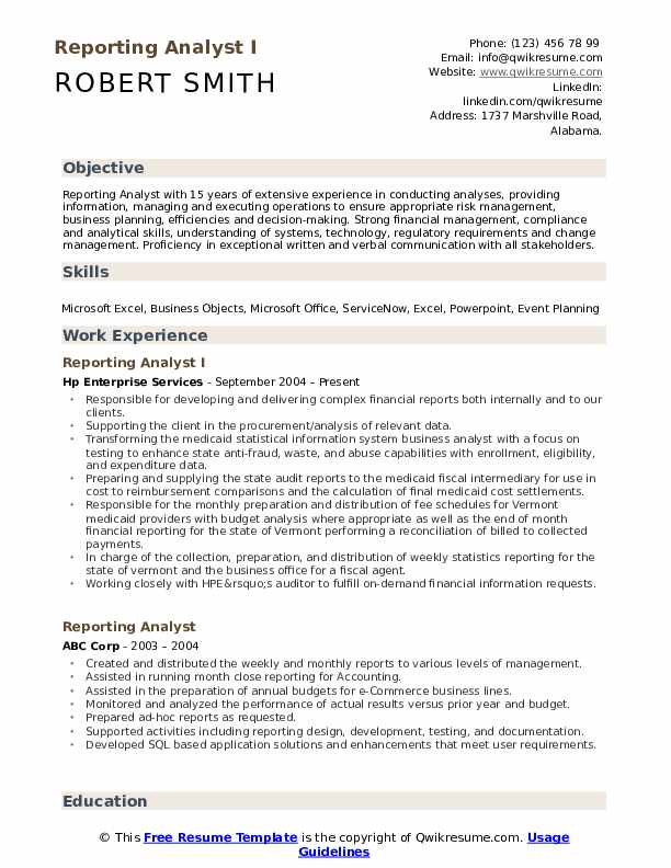 reporting analyst resume samples qwikresume pdf zety cost research director free stock Resume Reporting Analyst Resume