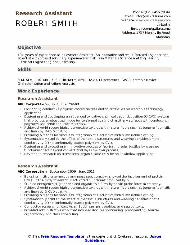 research assistant resume samples qwikresume entry level pdf coursework on math teacher Resume Entry Level Research Assistant Resume