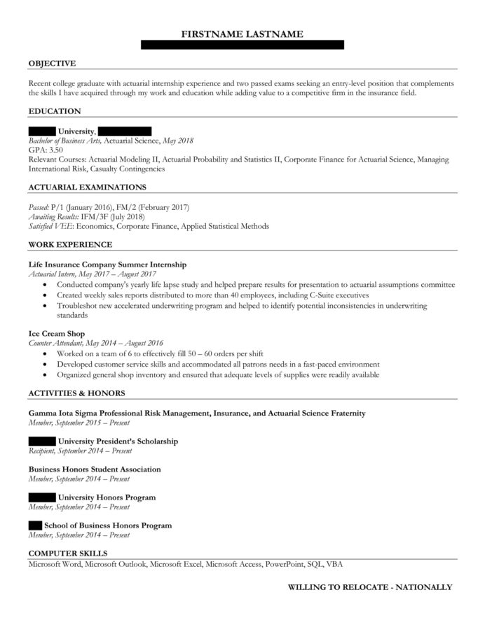 resume advice for college graduate seeking entry level position all criticism welcome Resume College Graduate Resume