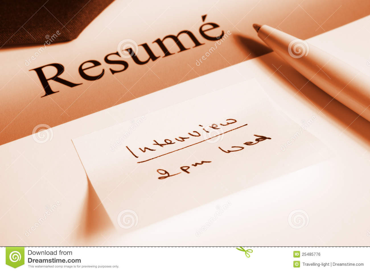 resume and appointment stock photo image of curriculum free photos library assistant Resume Free Stock Photos Resume