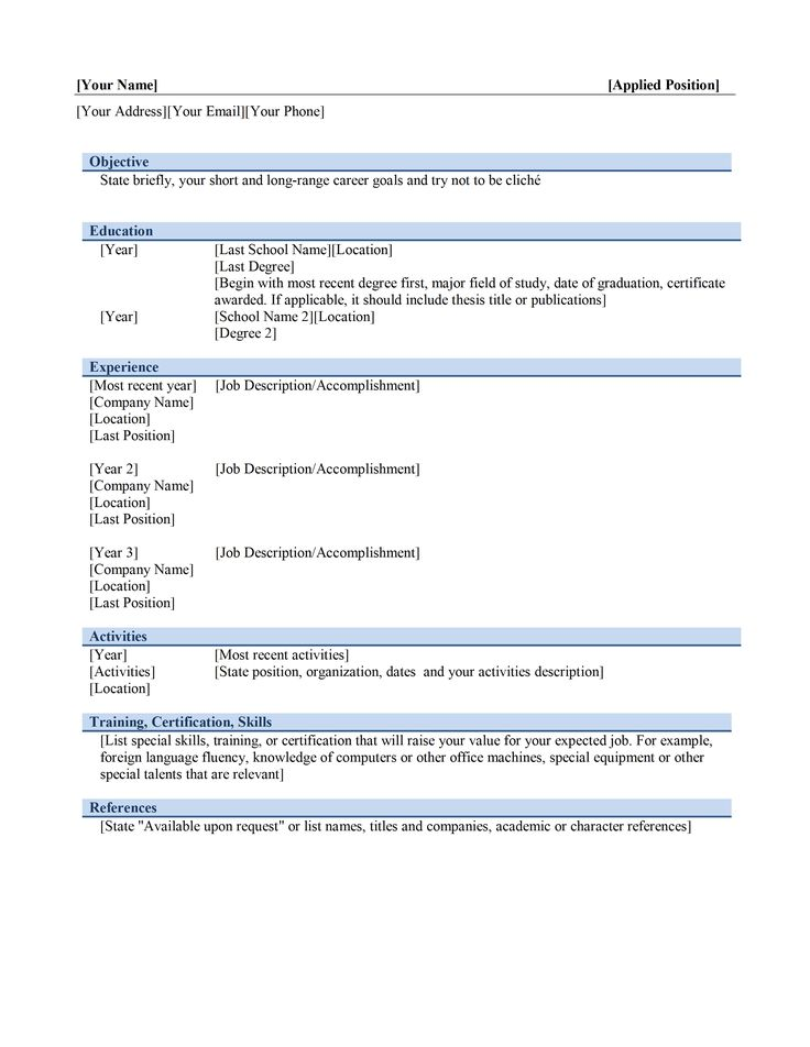 resume and references available upon request retail associate skills sample templates for Resume Resume Available Upon Request