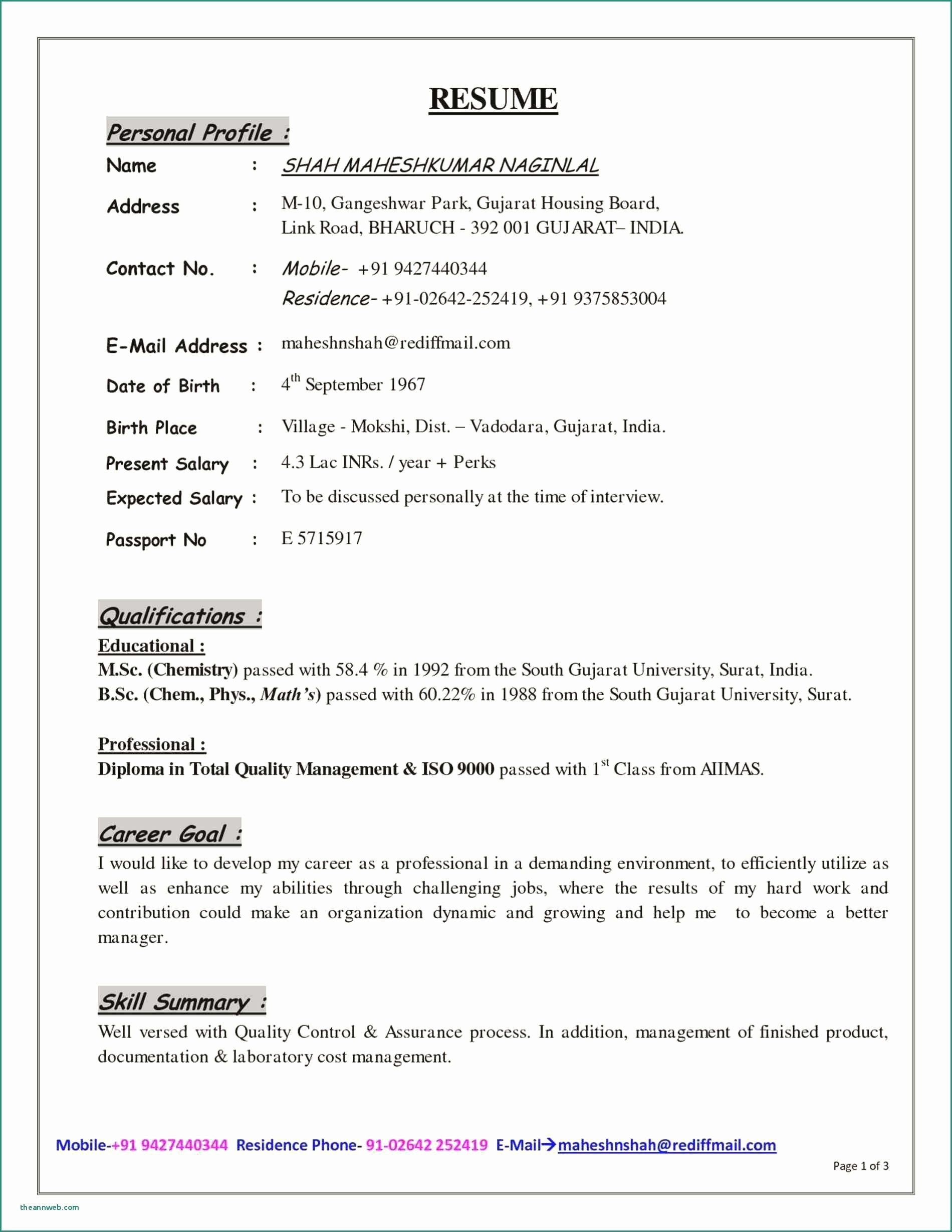 resume builder login free template objective for retail standard font size current format Resume Free Cascade Resume Template