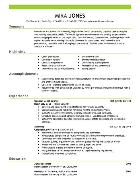 resume builder sample examples templates lawyer attorney good federal education icon for Resume Resume Builder Examples