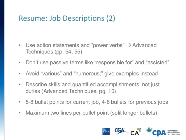 resume cover letter presentation statements for creative templates college students Resume Power Statements For Resume