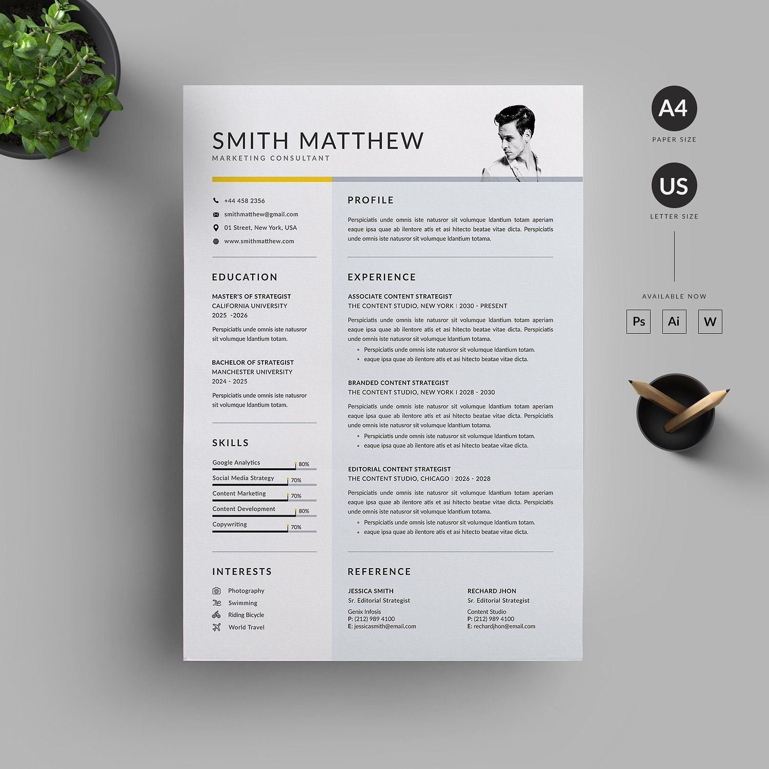 resume cv examples free professional letterhead collections supervisor sample self Resume Professional Resume Letterhead