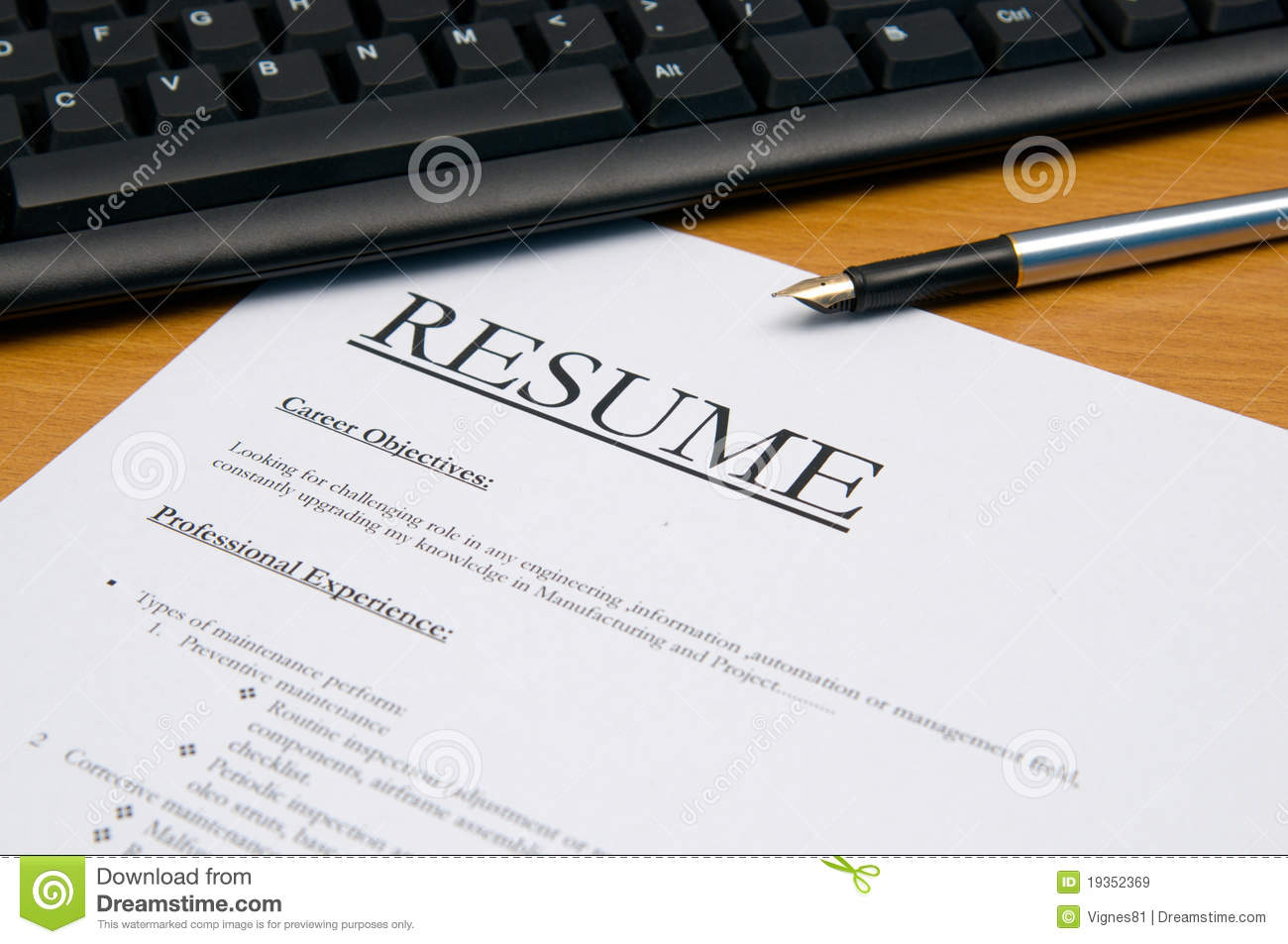 resume cv stock image of qualified history graduate free photos layout for college Resume Free Stock Photos Resume