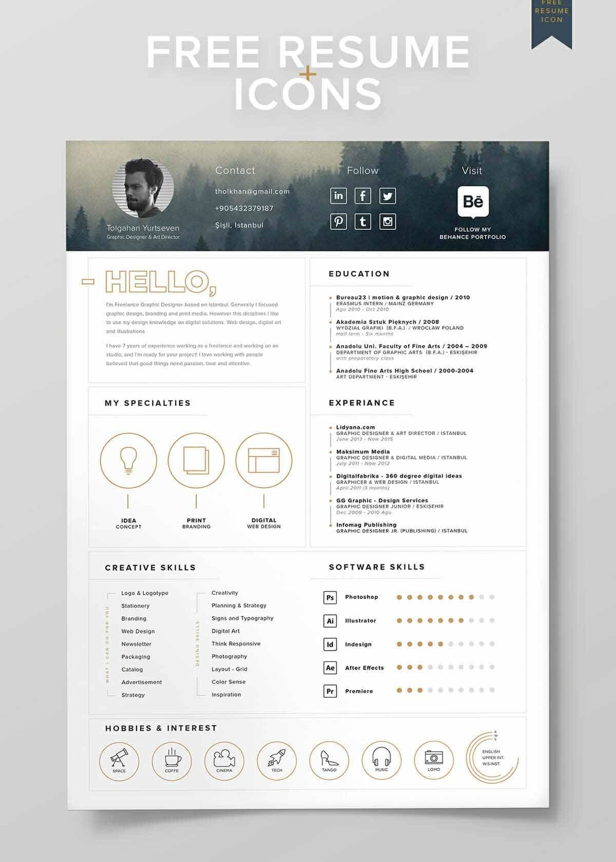 resume design templates ideas to well designed examples sample linux administrator year Resume Well Designed Resume Examples