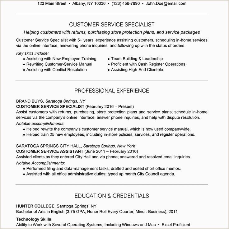 resume example cv professional and creative design cover letter fo customer service Resume Email Customer Service Resume