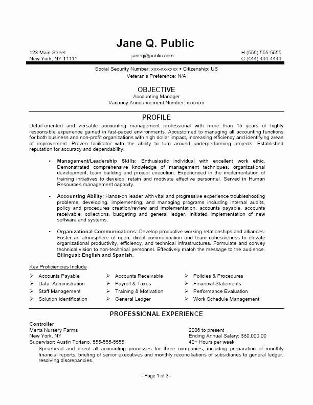 resume examples federal job free template occupational therapy volunteer entry level Resume Free Federal Resume Template