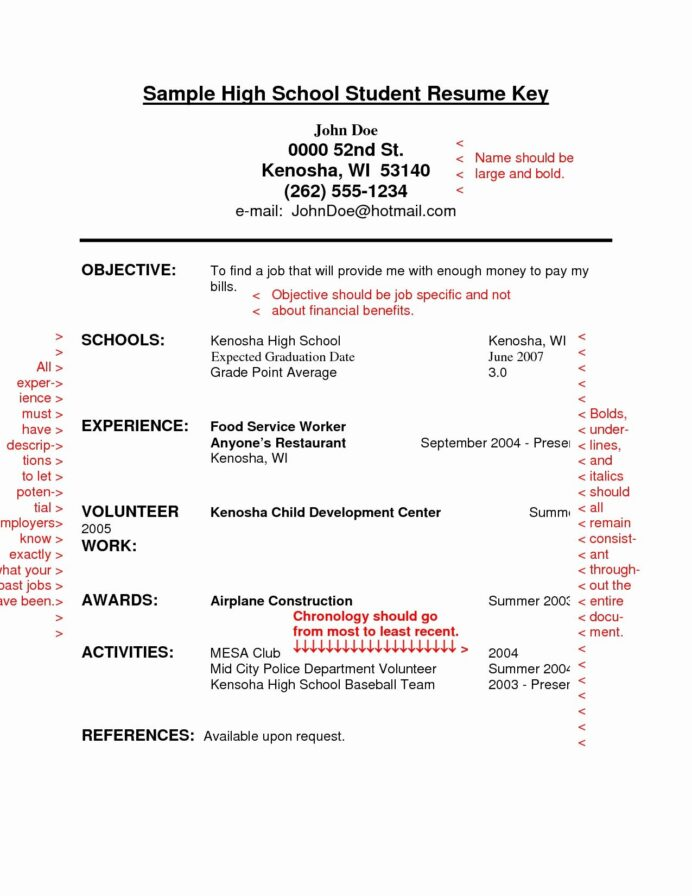 resume examples high school student template job corporate security manager product Resume High School Resume Examples