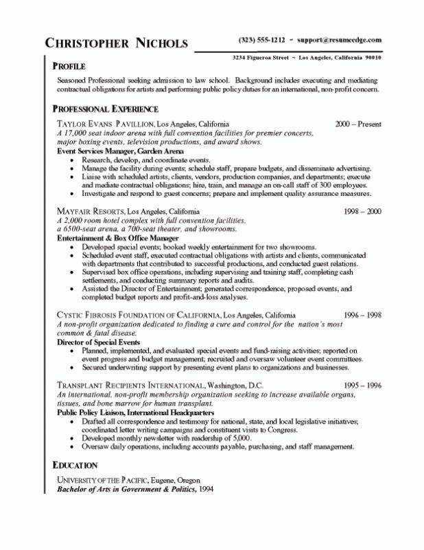 resume format bullet points writing examples chronological template student example Resume Resume Bullet Points Example