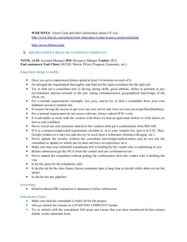 resume format for h1b application cprc visa us it staffing process office assistant Resume Resume For H1b Visa Application