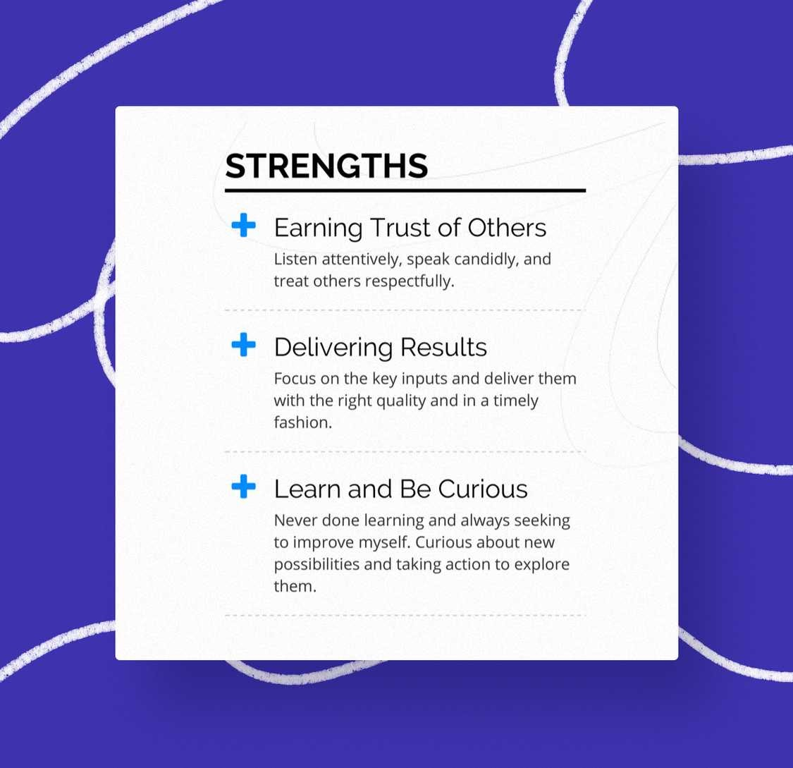 resume highlights accomplishments get you hired unique strengths for carillio sample Resume Unique Strengths For Resume