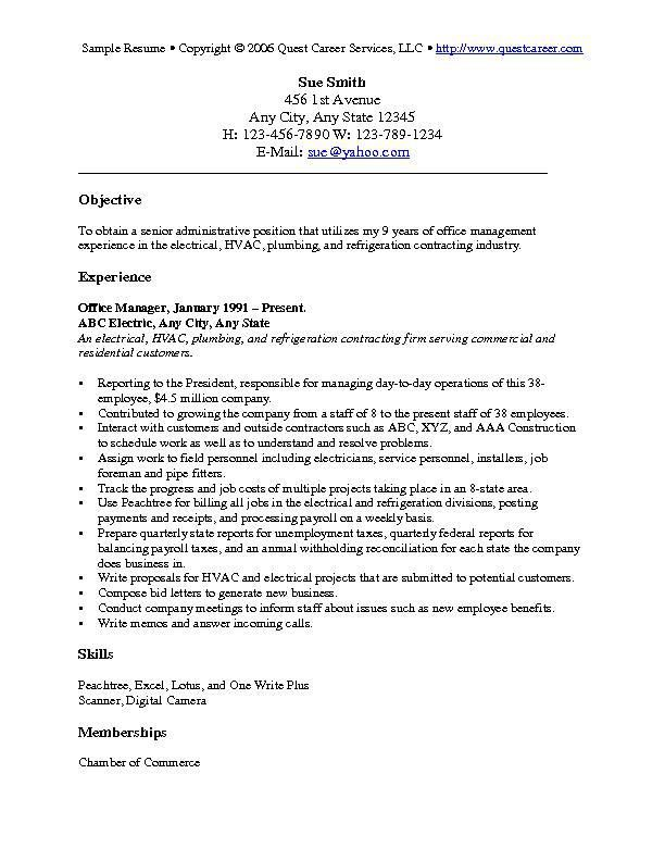 resume objective examples good for statement any position lab assistant duties nursing Resume Resume Objective Examples For Any Position
