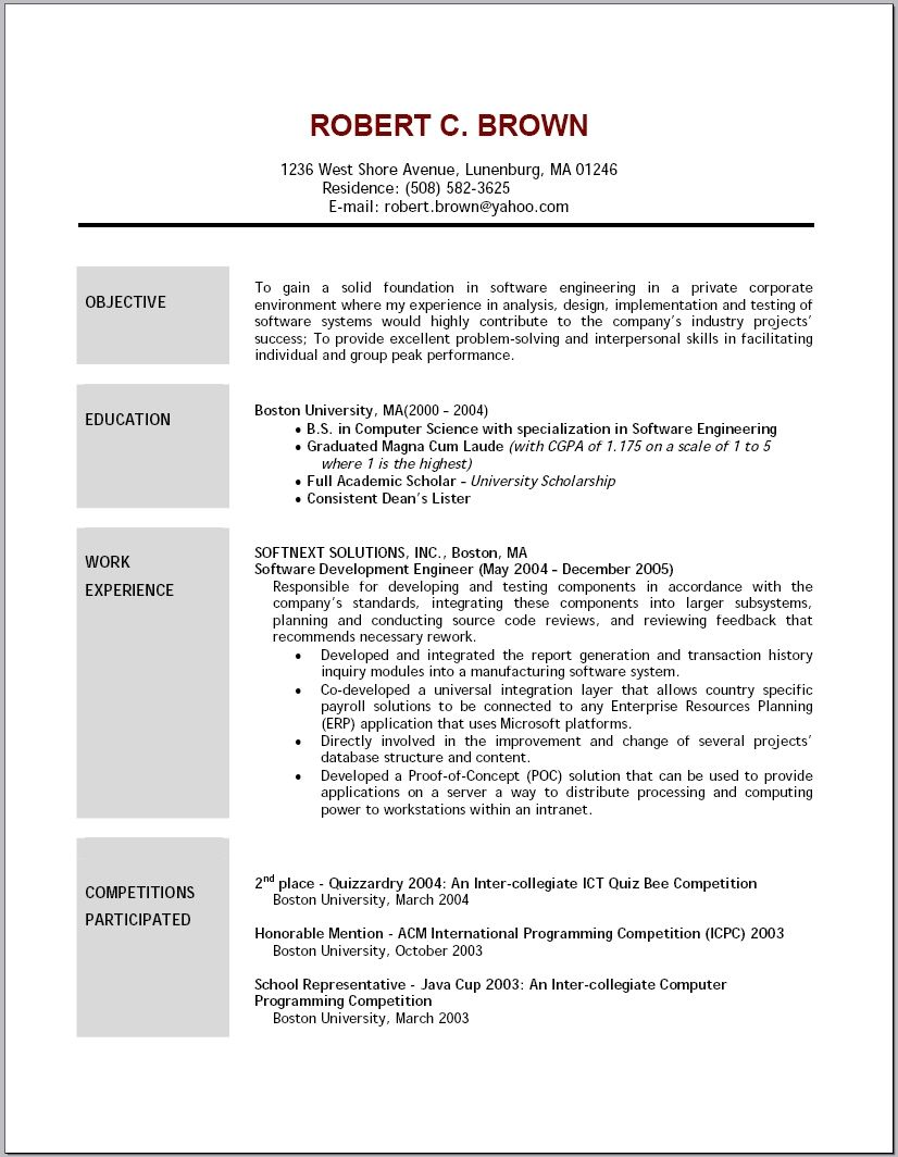 resume objective statement top within basic sample examples good for any position ios Resume Resume Objective Examples For Any Position