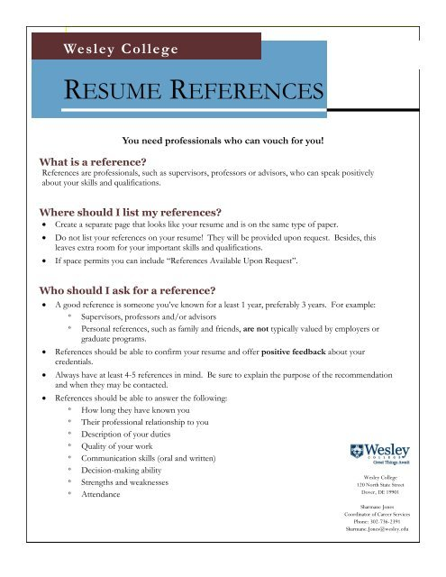 resume references wesley college available upon request text box tutor example associate Resume Resume Available Upon Request