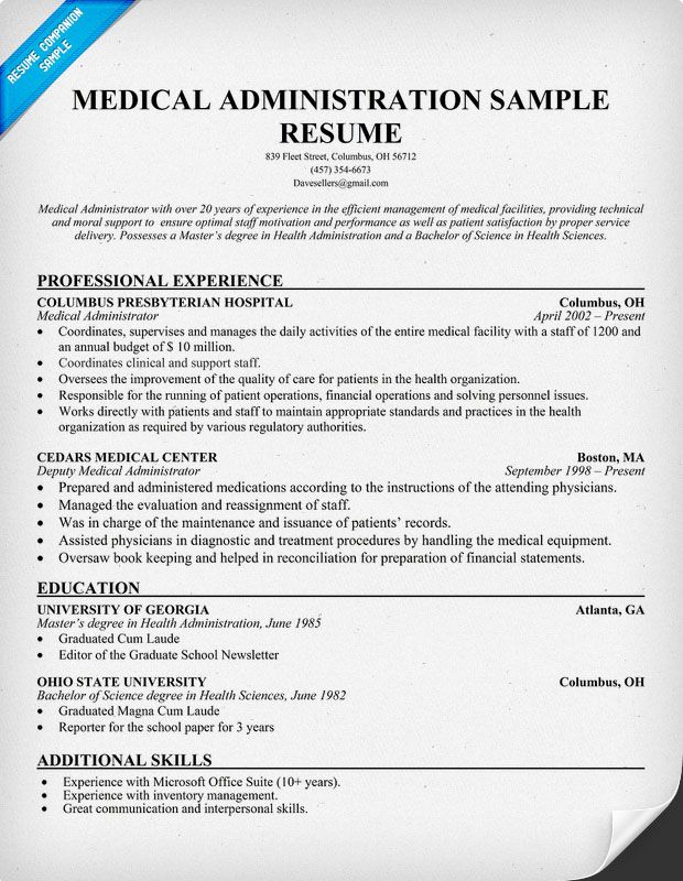 resume samples and to write companion medical assistant administrative examples builder Resume Builder Resume Companion