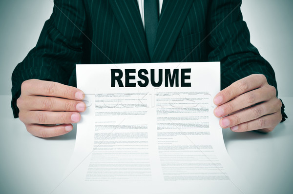 resume stock photos images and vectors stockfresh free photo personal skills for teacher Resume Free Stock Photos Resume
