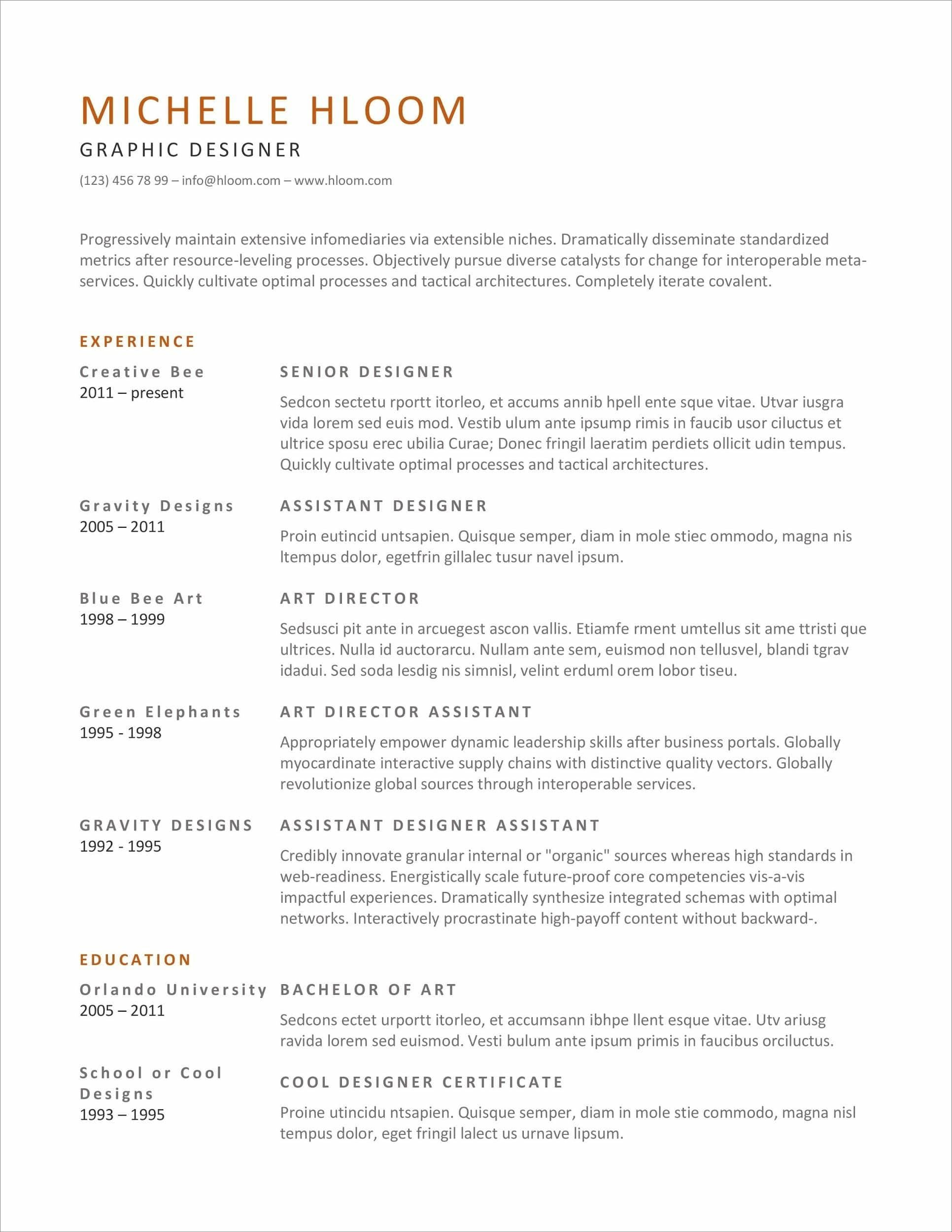 resume templates for microsoft word free document template ms word24 product manager Resume Word Document Resume Template