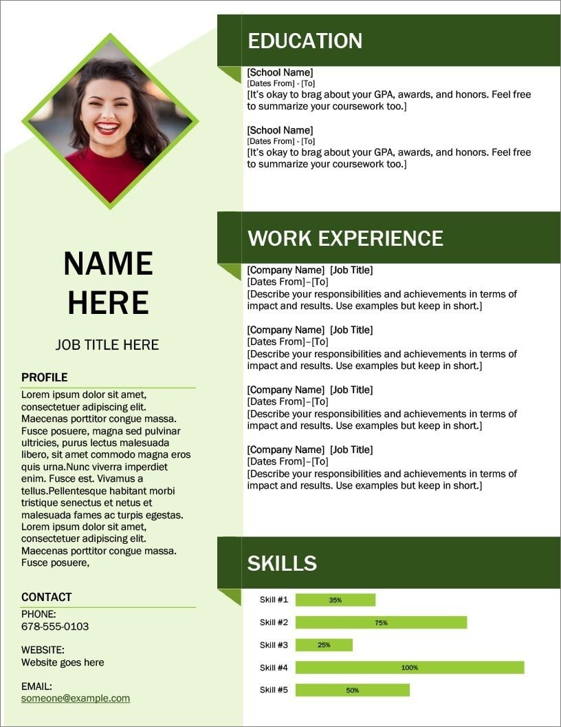 resume templates for microsoft word free latest professional format ms word22 licensed Resume Latest Professional Resume Format Free Download