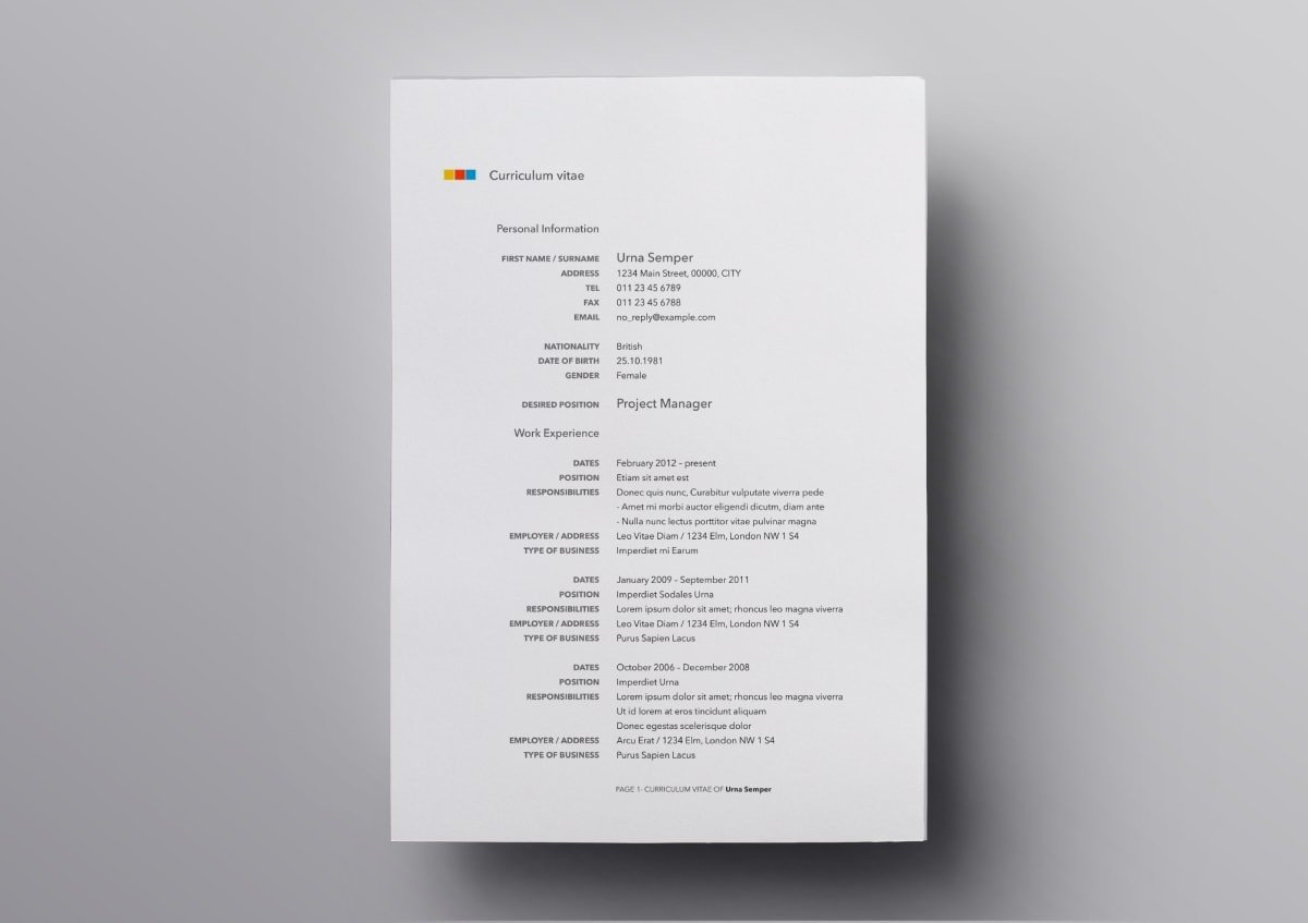 resume templates free for mac os min first job sample shipping housekeeping examples make Resume Free Resume Templates Mac Os X