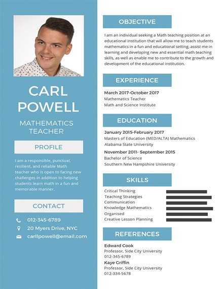 resume templates pdf free premium template simple template2 fix up objective for retail Resume Free Cascade Resume Template