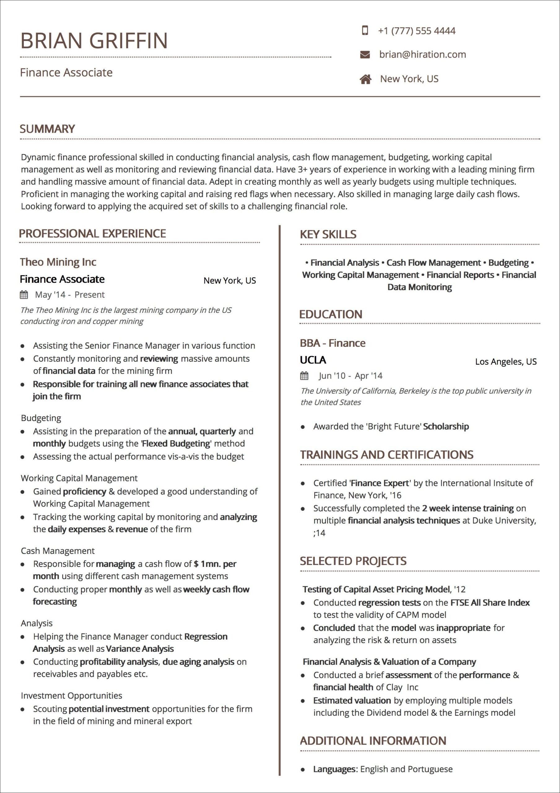 resume templates the guide to choosing best template format for ats uniform professional Resume Best Resume Format For Ats