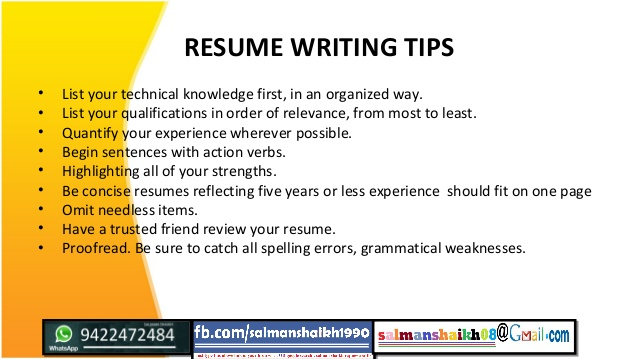 resume writing help free to write stand out from the crowd tips for creating business Resume Tips For Creating A Resume