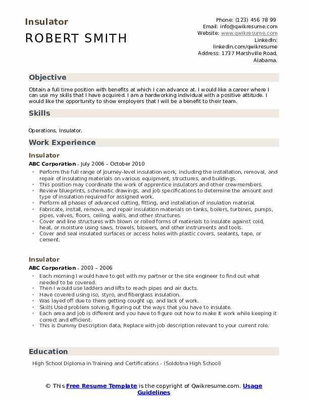 roustabout resume samples qwikresume model insulator pdf production chemist sample good Resume Roustabout Resume Model