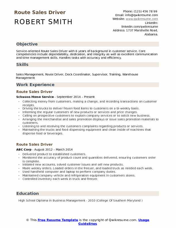 route driver resume samples qwikresume competency template pdf for scheduling coordinator Resume Competency Resume Template