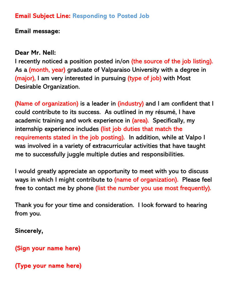 sample email cover letters examples to write and send subject line for resume letter Resume Subject Line For Resume Email