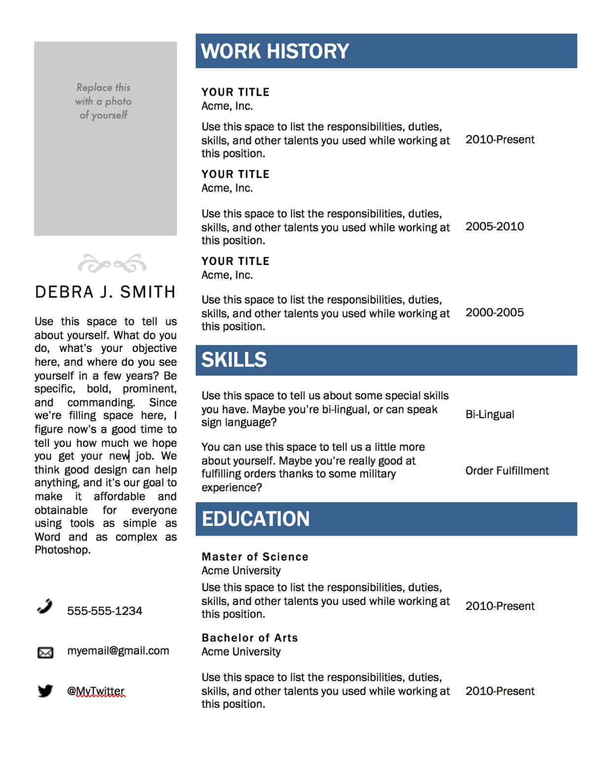 sample resume word template free for mac onlineanywhere templates os template01 furniture Resume Free Resume Templates Mac Os X