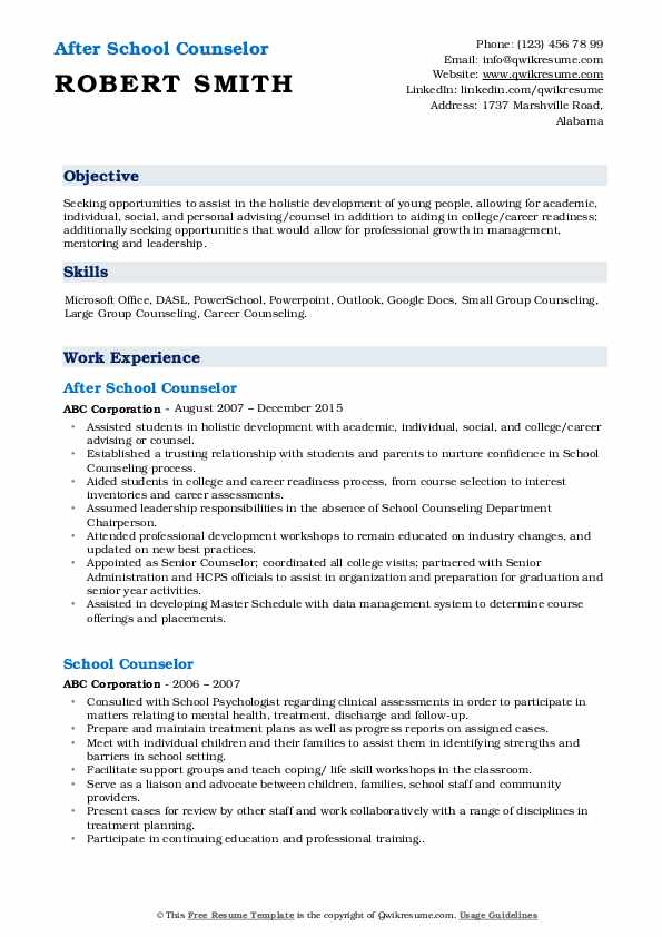 school counselor resume samples qwikresume examples pdf delivery specialist sap hana for Resume School Counselor Resume Examples