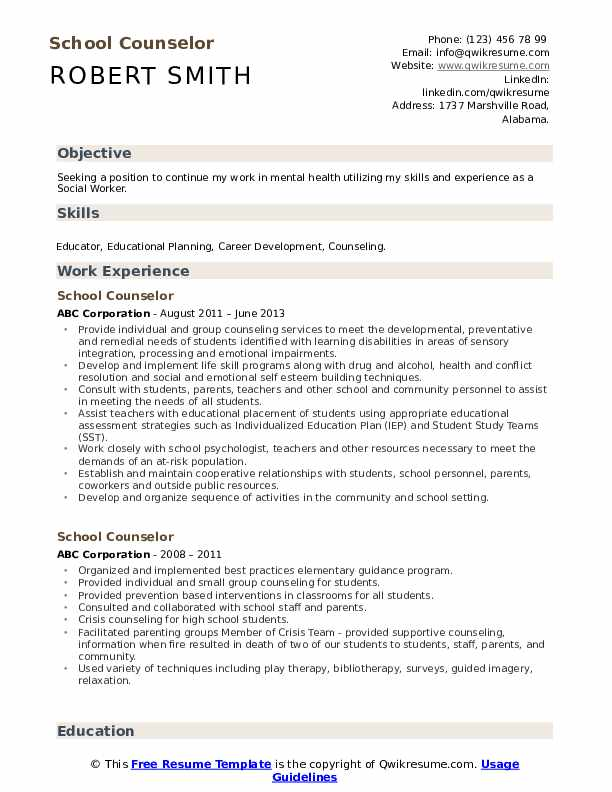school counselor resume samples qwikresume examples pdf pharmaceutical regulatory affairs Resume School Counselor Resume Examples